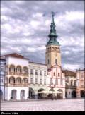 Image for Belfry at Church of Assumption of Virgin Mary / Zvonice kostela Nananebevzetí Panny Marie - Nový Jicín (North Moravia)