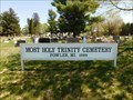 Image for Most Holy Trinity Cemetery Fowler Mi.