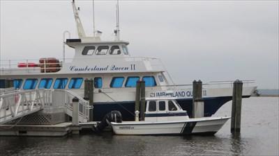 veritas vita visited Amelia River Cruises - Fernandina, Florida