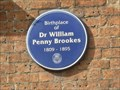 Image for Dr William Penny Brookes
