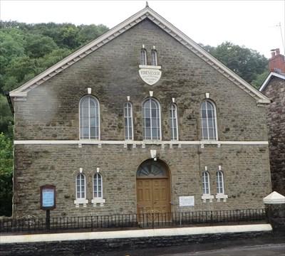 Ebenezer Chapel - Upper Cwmtwrch