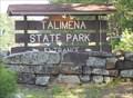 Image for Talimena State Park - Oklahoma, Talihena United States