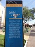 Image for Jai Alai  -  Tijuana, Mexico