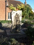 Image for Scented Garden Sundial in the Abbey Gardens, Winchester, Hampshire