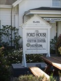 Image for Ford House Museum - Mendocino, CA