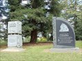 Image for Challenger & Columbia Memorials, Fresno, CA
