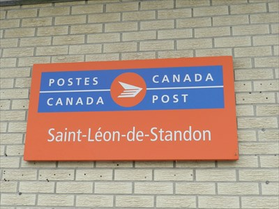 bureau de poste de st l on de standon g0r 4lo canada post offices on. Black Bedroom Furniture Sets. Home Design Ideas