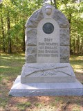 Image for 31st Ohio Infantry Monument ~ Chickamauga Georgia