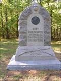 Image for 31st Ohio Infantry Monument ~ Chickamauga Georgia