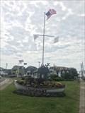 Image for Thomas B. Reed Park Flagpole - Longport, NJ