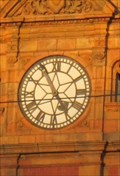 Image for Clock Tower, Old Town Hall, Short Bridge Street, Newtown, Powys, Wales, UK