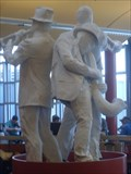 Image for The Jazz Musicians, Jazz Cafe, O'Hare Airport, Chicago, Illinois, 60666.