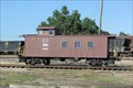 """Image for Wooden-sided Caboose -- SL&SF """"Frisco"""" No. 1144 -- Frisco TX"""