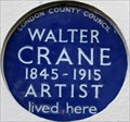 Image for Walter Crane - Holland Street, London, UK