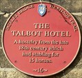 Image for Talbot Hotel, High St, Pateley Bridge, N Yorks, UK