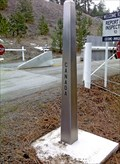 Image for Monument 142A - Midway, BC