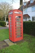 Image for Red telephone box - Alderminster, Warwickshire, CV37 8PE