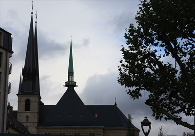 Cathédrale Notre Dame Luxembourg