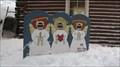 Image for Caroling Angels Cutout, Santa's Village - Bracebridge, Ontario