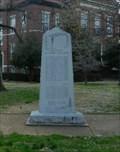 Image for Mountain Meadows Massacre Monument - Harrison, Ar.