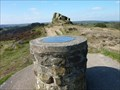 Image for Fabrick Rock orientation table - Ashover, Derbyshire, UK