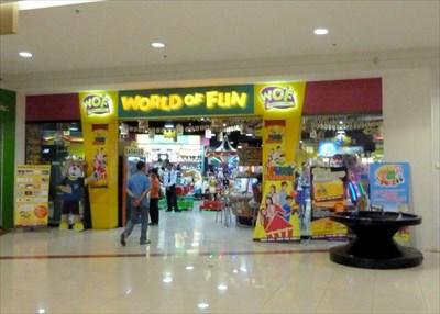 World of Fun, SM City Taytay - Taytay, Philippines - Video Arcades