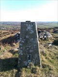 Image for Crowan Beacon Trig Point - Farms Common, Nr Camborne, Cornwall