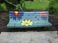 Image for Butterfly Bench - Neptune Beach, FL