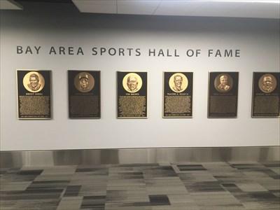 Bay Area Sports Hall of Fame, SFO, Millbrae, California
