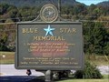 Image for Visitor Center Blue Star Marker - Townsend, TN