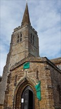 Image for Bell Tower - Holy Cross church - Byfield, Northamptonshire