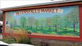 Image for Meyers Falls Market Mural - Kettle Falls, WA