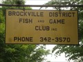 Image for The Brockville and District Fish and Game Club