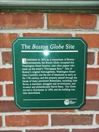 veritas vita visited The Boston Globe Site