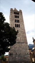 Image for Sant'Orso Collegiate Church Bell Tower - Aosta, Italy