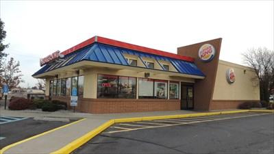 Burger King North Newport Hiway Spokane Wa Burger