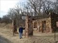 Image for Old Rock Filling Station - Luther, OK