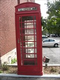 Image for Oak Park, IL red telephone box