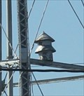 Image for Old Federal Warning Siren -- Brackettville TX