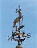 Image for Stag Weathervane - John Roan School, Greenwich, London, UK