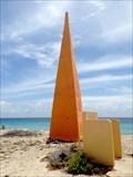 Image for Orange Obelisk - Bonaire - Netherlands Antilles