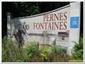 Image for Entrée de la commune de Pernes les Fontaines, Paca, FRance