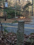 Image for North Andover - Boxford town line marker