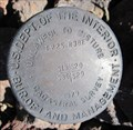 Image for Cadastral Survey Marker: T22S R38E / S19-S20-S30-S29