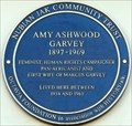 Image for Amy Ashwood Garvey - Bassett Road, London, UK