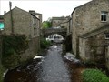 Image for Bridge over Gayle Beck in Hawes, North Yorkshire
