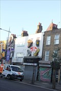 Image for Crooked Chimney -- Camden High Street, Camden, London, UK