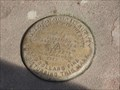Image for Harrisville County Courthouse, Front Entrance Benchmark