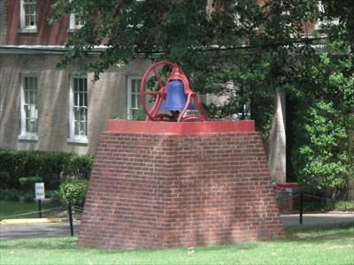 lane college bell jackson tn bells on waymarking com