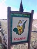Image for Labyrinthe vegetal de Romagne,France